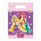 """Geschenk-Tütchen """"Disney Prinzessinnen - Palace Pets"""" 6er Pack"""