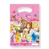 """Geschenk-Tütchen """"Schöne Prinzessinnen"""" 6er Pack"""