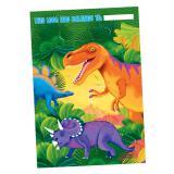 Geschenktütchen Dino-Welt 8er Pack