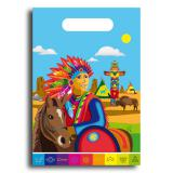 """Geschenktütchen """"Indianer"""" 8er Pack"""