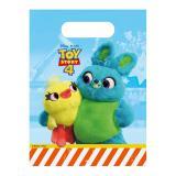Geschenktütchen Toy Story 4 6er Pack