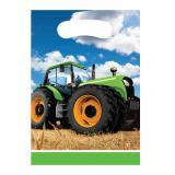 """Geschenktütchen """"Traktor Time"""" 8er Pack"""