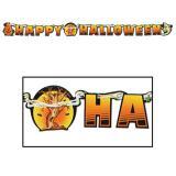 """Girlande """"Happy Halloween"""" 180 cm"""