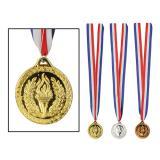 """Glänzende Medaille """"Gewinner"""""""