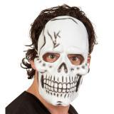 Gruselige Totenkopf-Maske