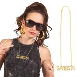 """Halskette """"Gangsta"""""""