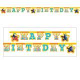 """Happy Birthday-Girlande """"Findet Dorie"""" 2 m"""