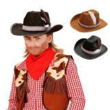 Kinder-Cowboy Hut mit Feder