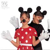 "Kinder Kostüm-Set ""Kleine Maus"" 3 tlg."