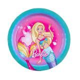 "Kleine Pappteller ""Barbie - Dreamtopia"" 8er Pack"
