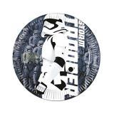 """Kleine Pappteller """"Star Wars 7"""" 8er Pack"""