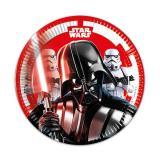 """Kleine Pappteller """"Star Wars - Die finale Schlacht"""" 8er Pack"""