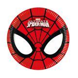 """Kleine Pappteller """"Ultimate Spiderman"""" 8er Pack"""