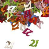"Konfetti ""21. Geburtstag"" 14 g"