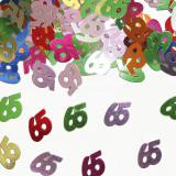 "Konfetti ""65. Geburtstag"" 14 g"
