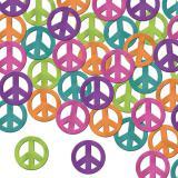 Konfetti Peacezeichen 28 g