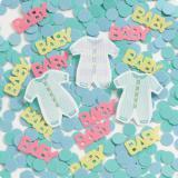 """Konfetti """"Baby-Kleidung"""" 14 g"""
