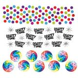 "Konfetti-Set ""Buntes Disco Fever"" 34 g"