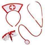 Krankenschwester-Set 3-tlg.