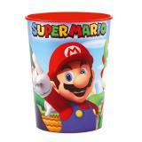 "Kunststoffbecher ""Super Mario"" 473 ml"