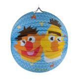 "Laterne  Sesamstraße ""Ernie & Bert"" 25 cm"