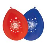 "Luftballons ""American Style"" 8er Pack"