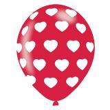 """Luftballons """"Kleine Herzchen"""" 6er Pack"""