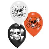 "Luftballons ""Piraten-Schatzsuche"" 6er Pack"