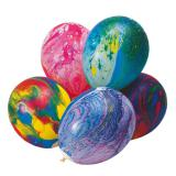 "Luftballons ""Batik-Optik"" 8er Pack"