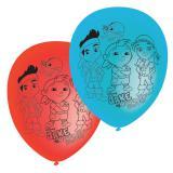 """Luftballons """"Jake und die Nimmerland Piraten"""" 6er Pack"""