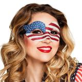 "Maske ""Amerika"" 16 cm"