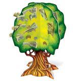 """3D-Geldbaum """"Money Tree"""""""