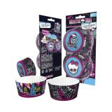 "Muffin- und Cupcake-Förmchen ""Monster High"" 50er Pack"