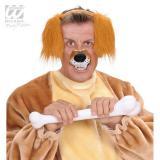"""Nase mit Zähnen """"Hund"""""""