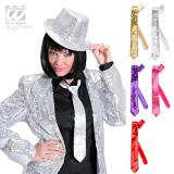 Pailletten-Krawatte