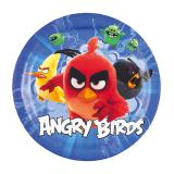 "Pappteller ""Angry Birds - Der Film"" 8er Pack"