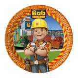 """Pappteller """"Bob der Baumeister - Neue Abenteuer"""" 8er Pack"""