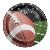 Pappteller Football 8er Pack