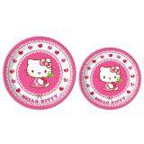 "Pappteller ""Hello Kitty"" 8er Pack"