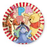"Pappteller ""Honigsüßer Winnie Puuh"" 8er Pack"