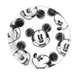 "Pappteller ""Micky Maus Comic-Style"" 25er Pack"