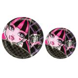 "Pappteller ""Monster High"" 8er Pack"