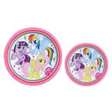 "Pappteller ""My little Pony-Spaß"" 8er Pack"