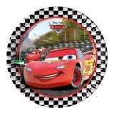 """Pappteller """"Schnelle Cars"""" 8er Pack"""