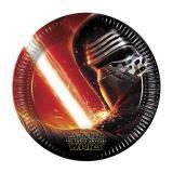 """Pappteller """"Star Wars 7"""" 8er Pack"""