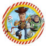 Pappteller Toy Story 4 8er Pack