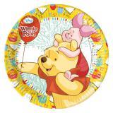 """Pappteller """"Winnie Puuh und Freunde"""" 8er Pack"""