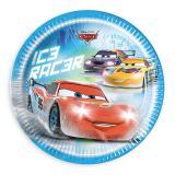 """Pappteller """"Aufregende Cars"""" 8er Pack"""