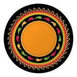 """Pappteller """"Mexikanische Fiesta"""" 8er Pack"""