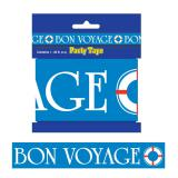 Party-Absperrband Bon Voyage 6 m